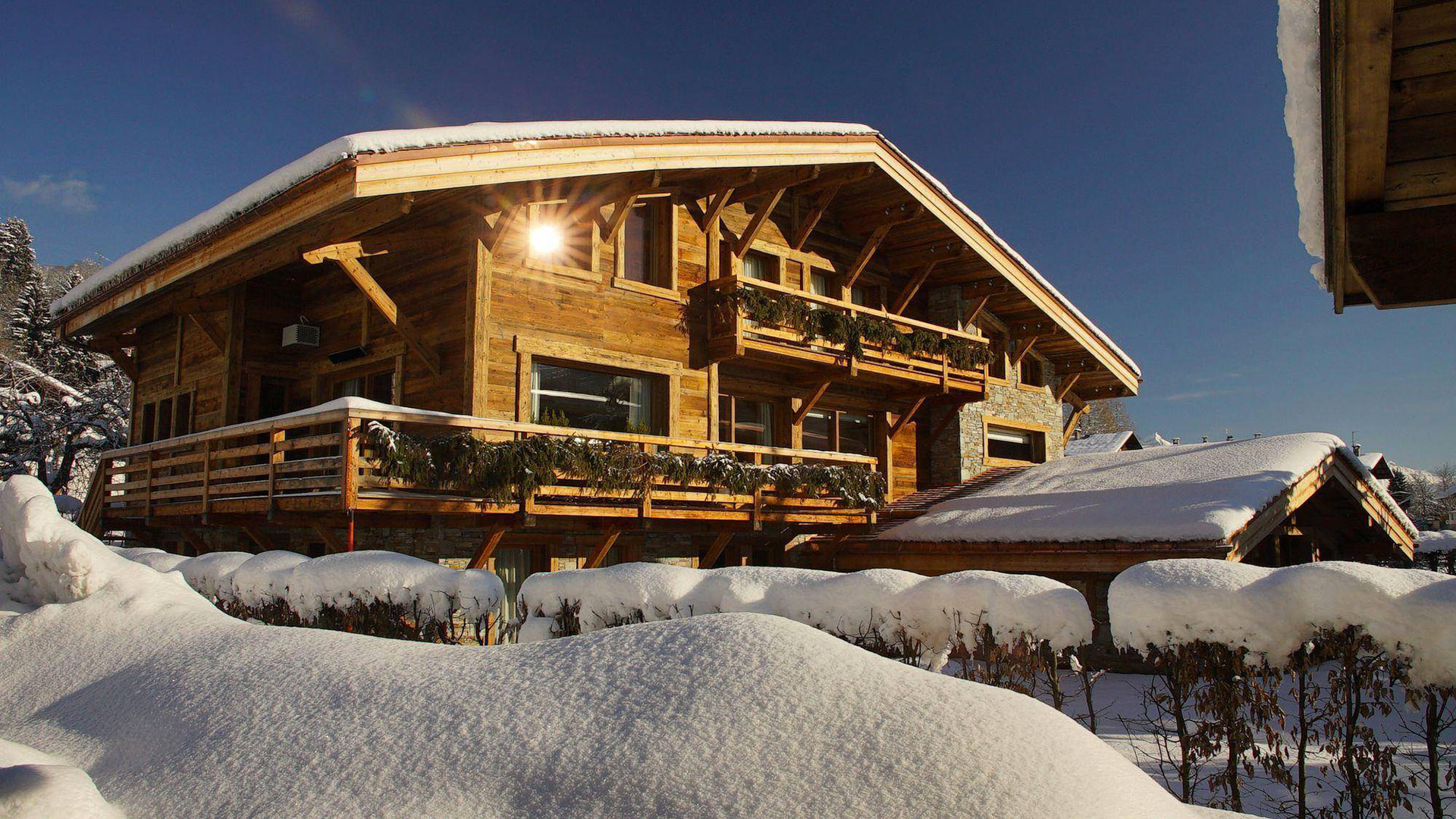 Villa Chalet Sensa, Rental in Northern Alps