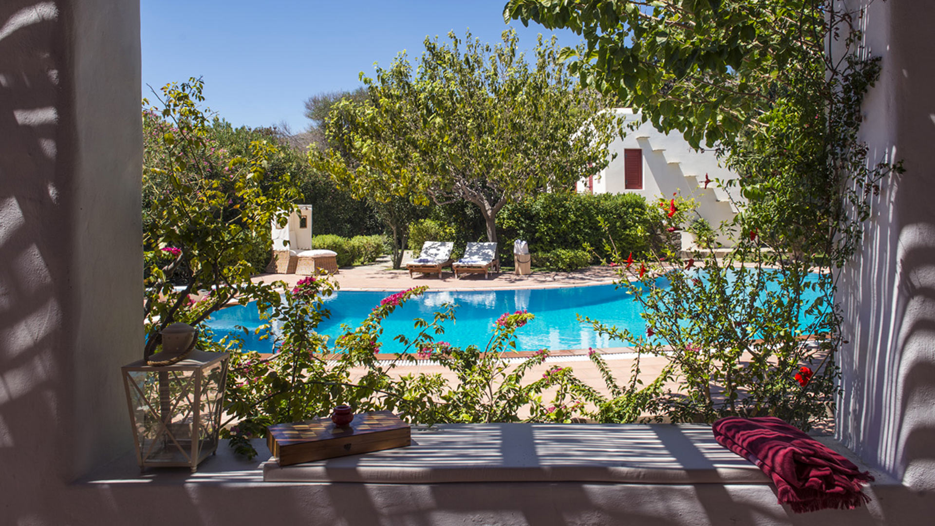 Villa Villa Dryos II, Rental in Cyclades - Other islands