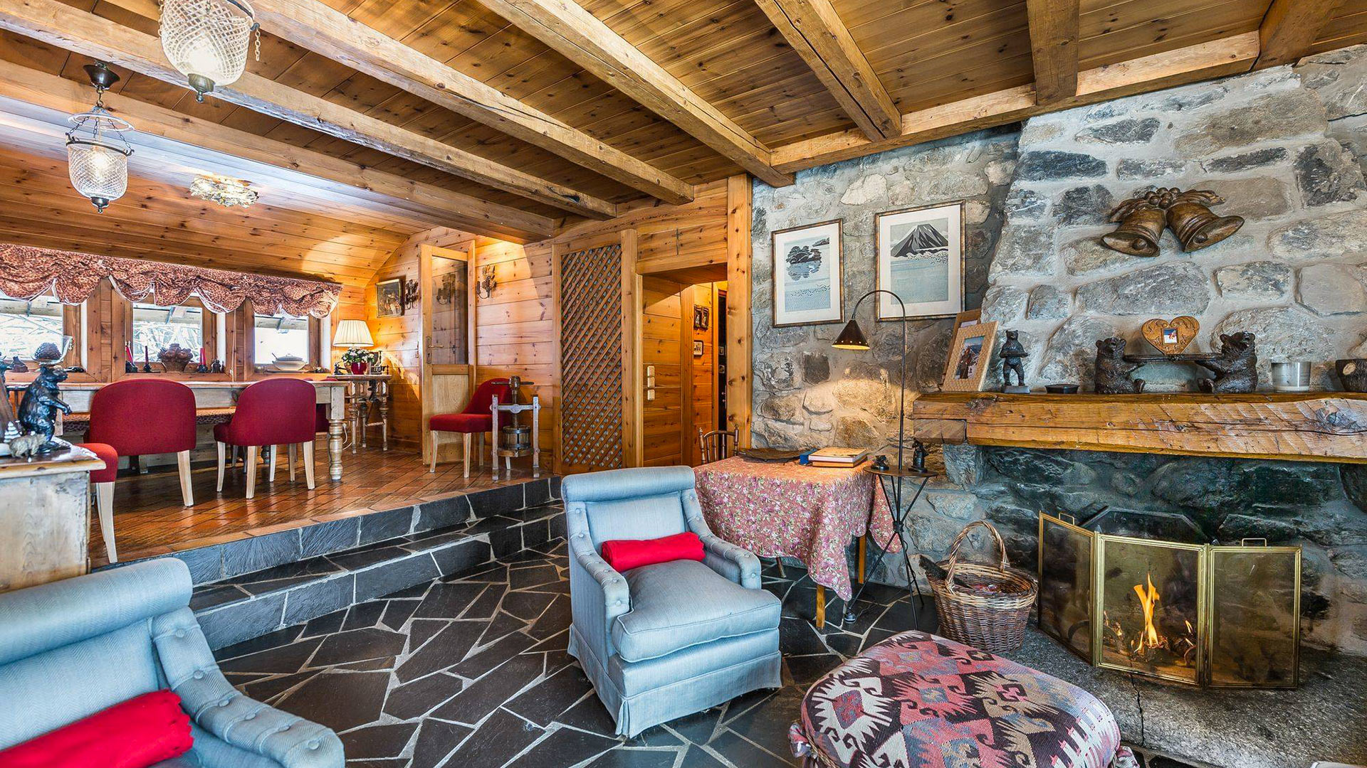 Villa Chalet Fauva, Rental in Northern Alps