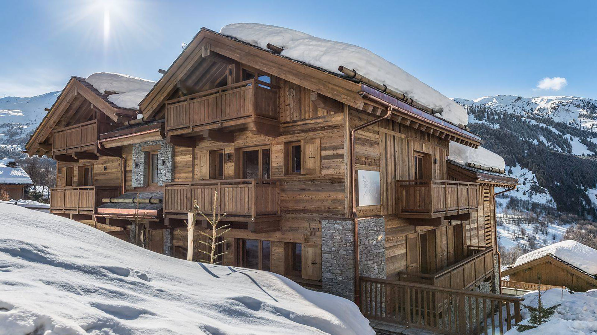 Villa Appartement Les Belettes, Rental in Northern Alps