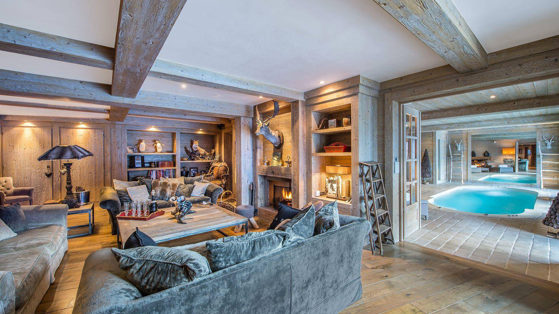 Villa Chalet Hadriak, Rental in Northern Alps