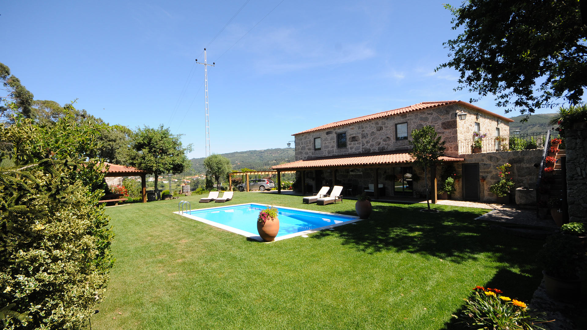 Villa Villa Pontalima, Rental in Porto and North
