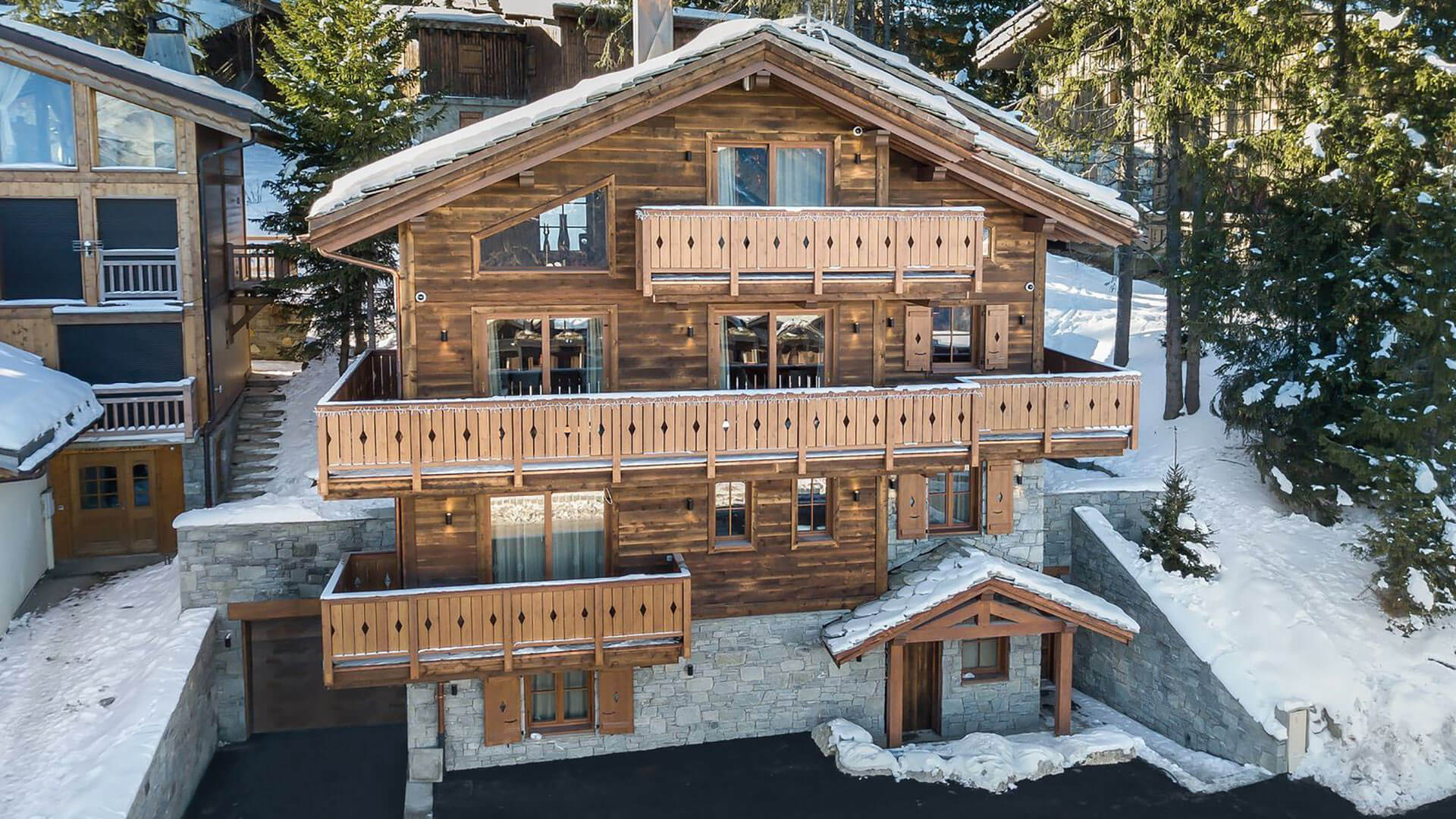 Villa Chalet Eluxa, Rental in Northern Alps