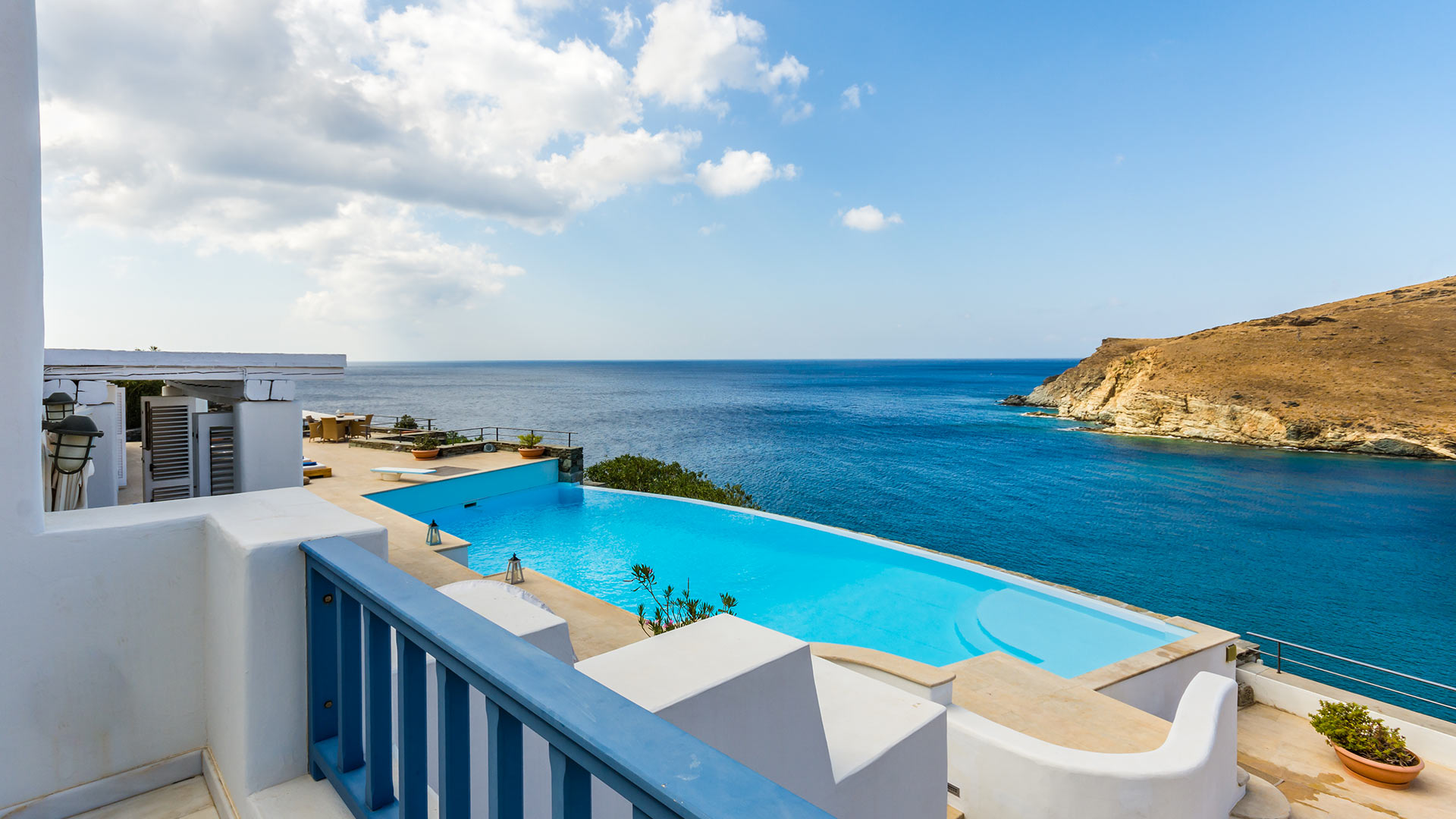 Villa Villa Blurasa, Rental in Cyclades - Other islands