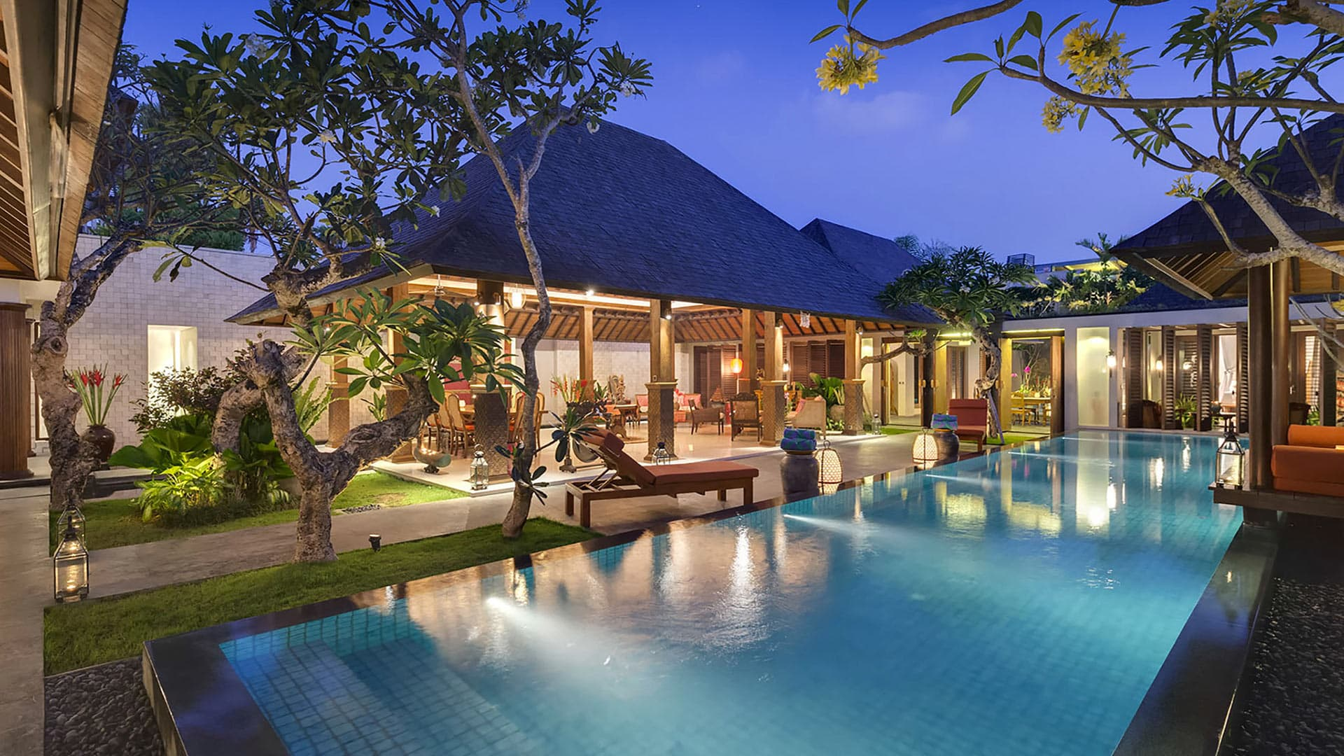 Villa Villa Des Indes II, Rental in Bali