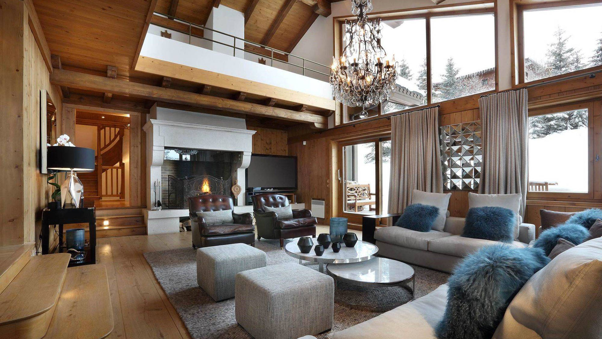 Villa Chalet Beau Sapin, Rental in Northern Alps