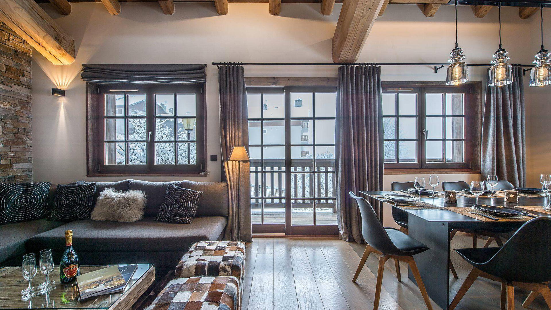 Villa Chalet Relaxo, Rental in Northern Alps