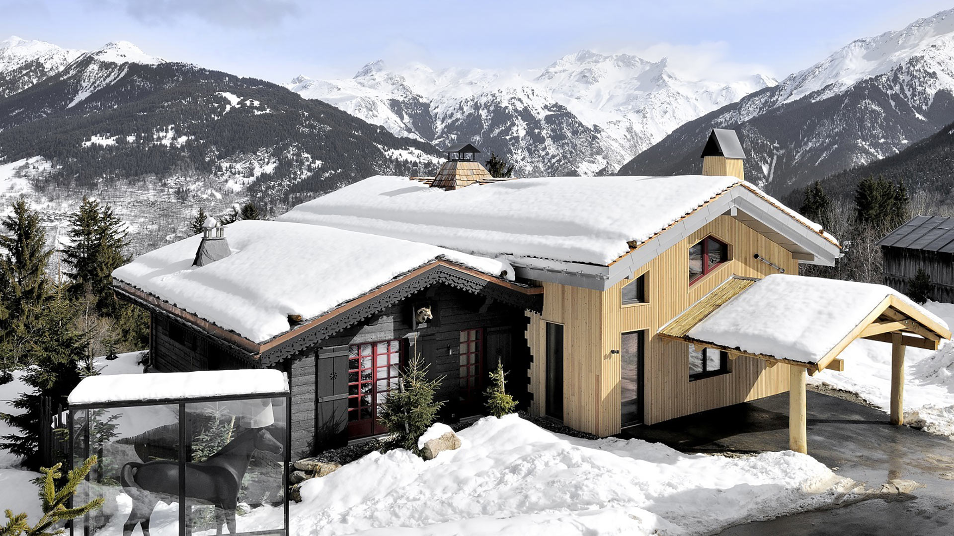 Villa Chalet Sisi, Rental in Northern Alps