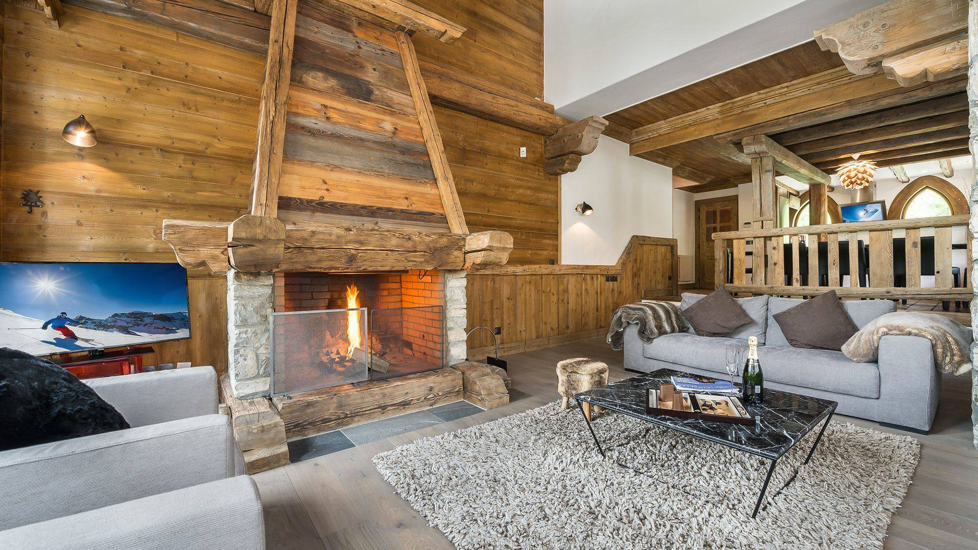 Villa Chalet du Yeti, Rental in Northern Alps