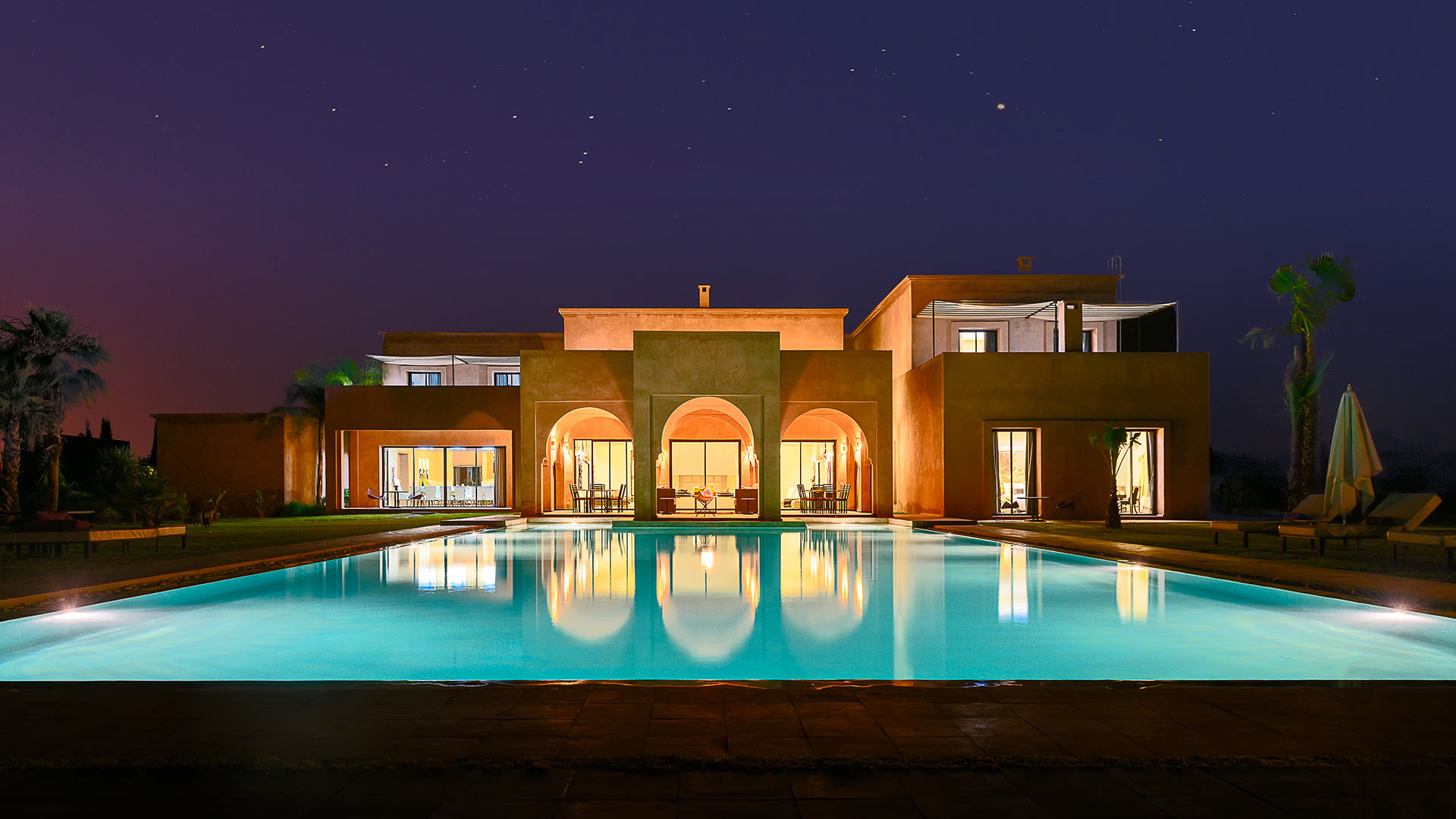 Villa Villa Magical Dream, Rental in Marrakech