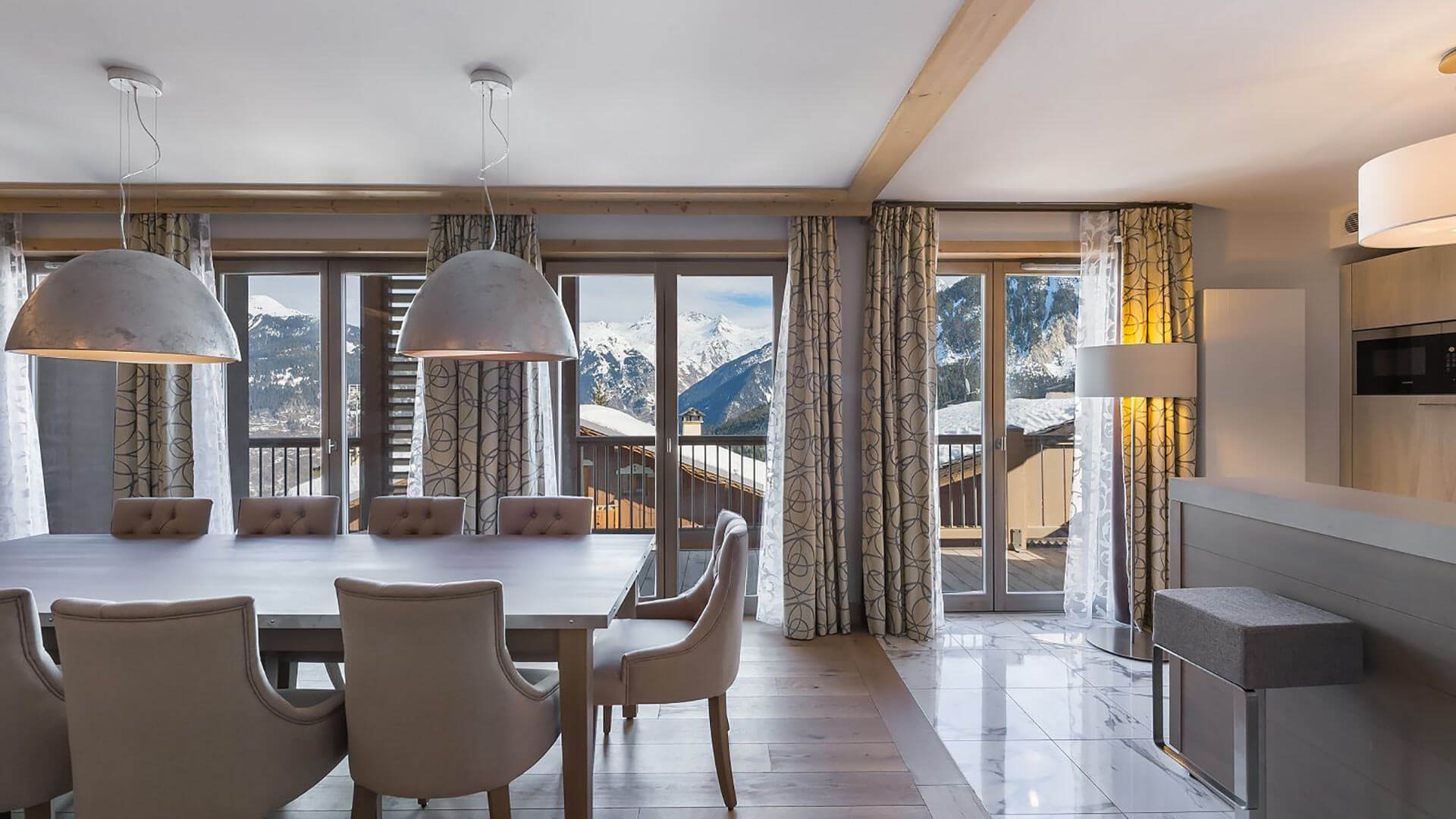 Villa Appartement Squariz, Rental in Northern Alps