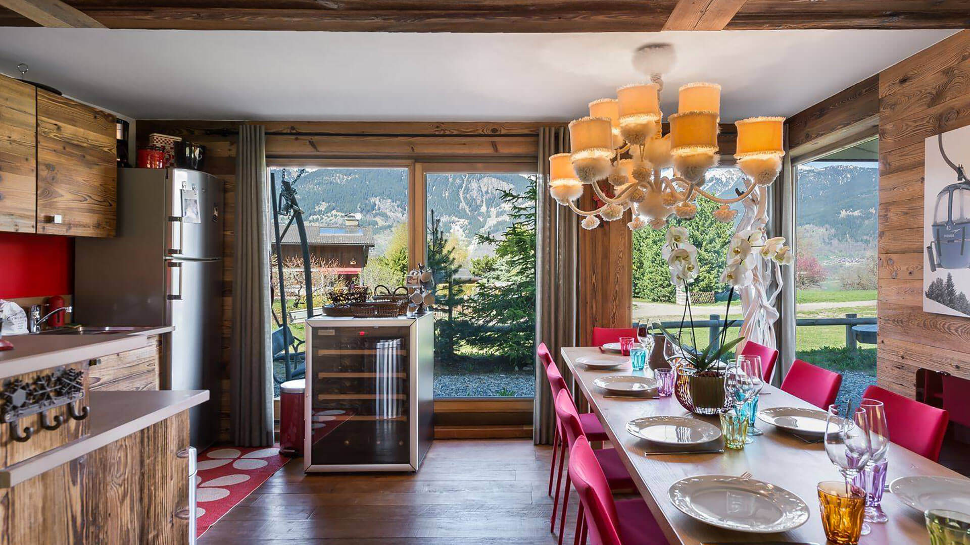 Villa Appartement Colombe, Rental in Northern Alps