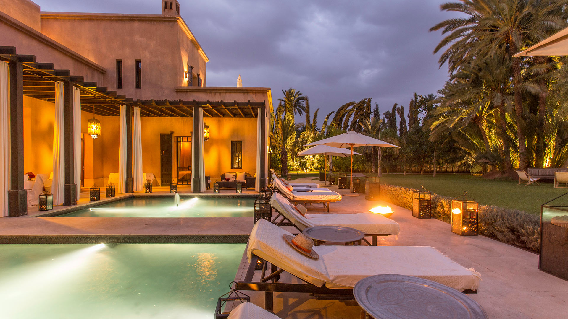 Villa El Jenna, Rental in Marrakech