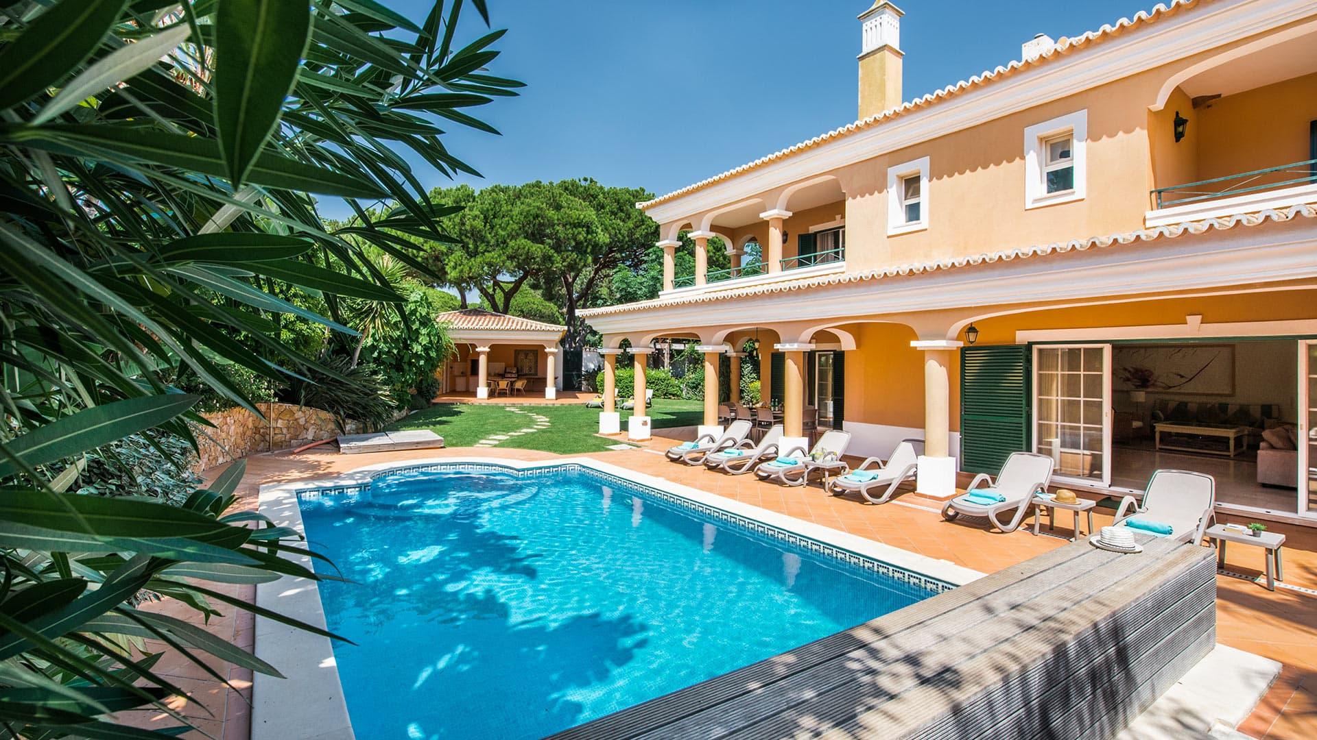 Villa Lofi - Villa rental in Algarve, Vale do Lobo  Villanovo