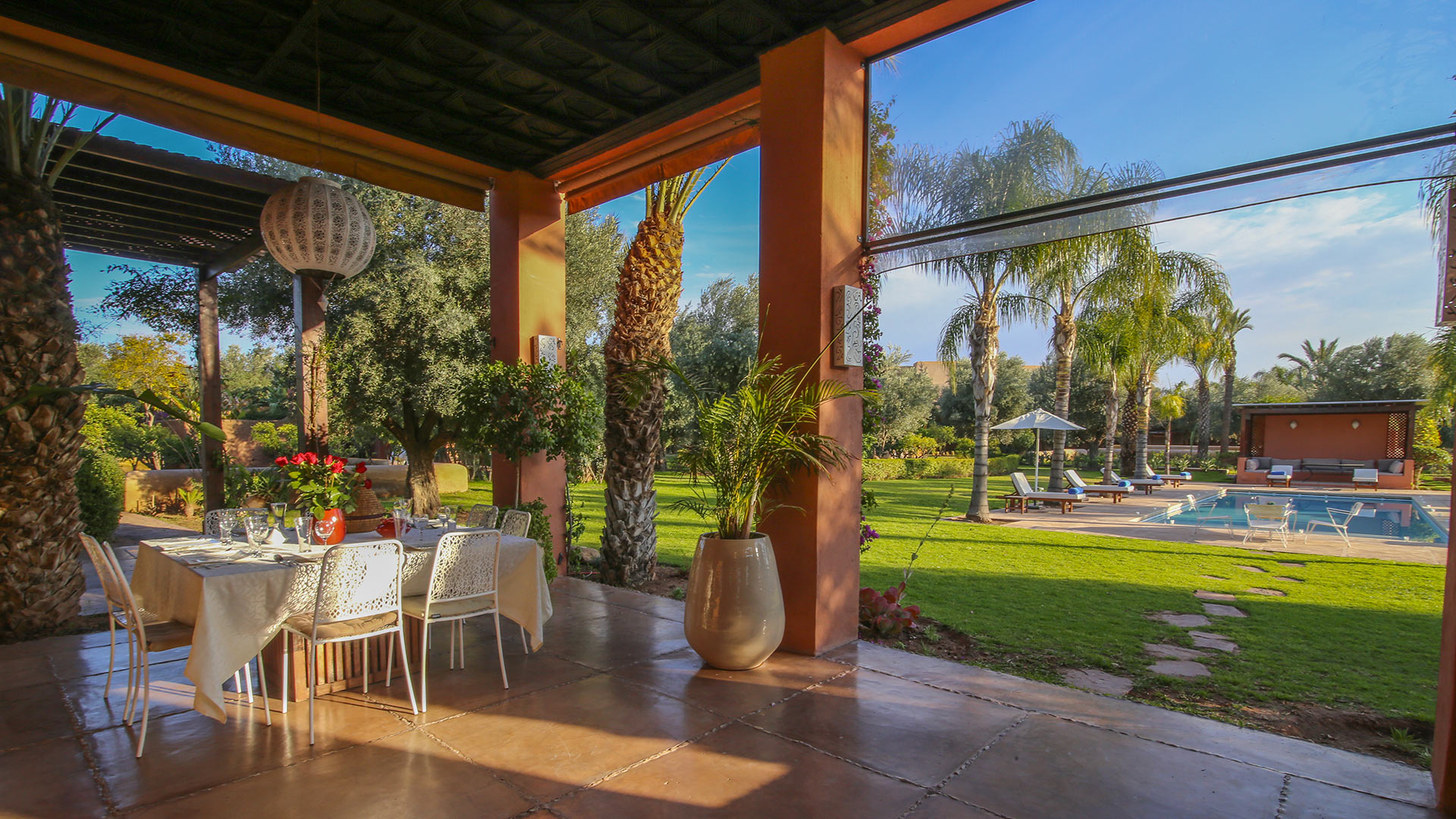 Villa Villa des Jardins & Lodges, Rental in Marrakech