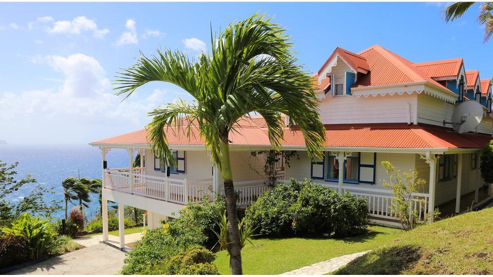 Luxury villa rentals Guadeloupe  Villanovo