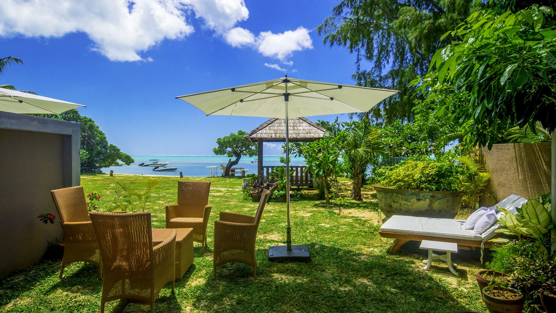 Villa Villa Hibiscus I, Rental in Mauritius North