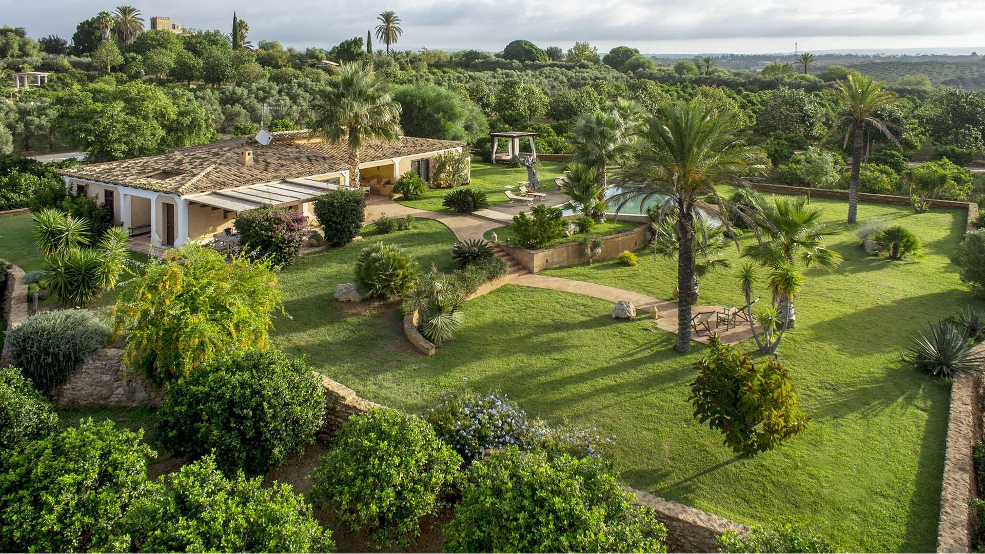 Villa Vianutti - Villa rental in Sicily, Western Sicily ...