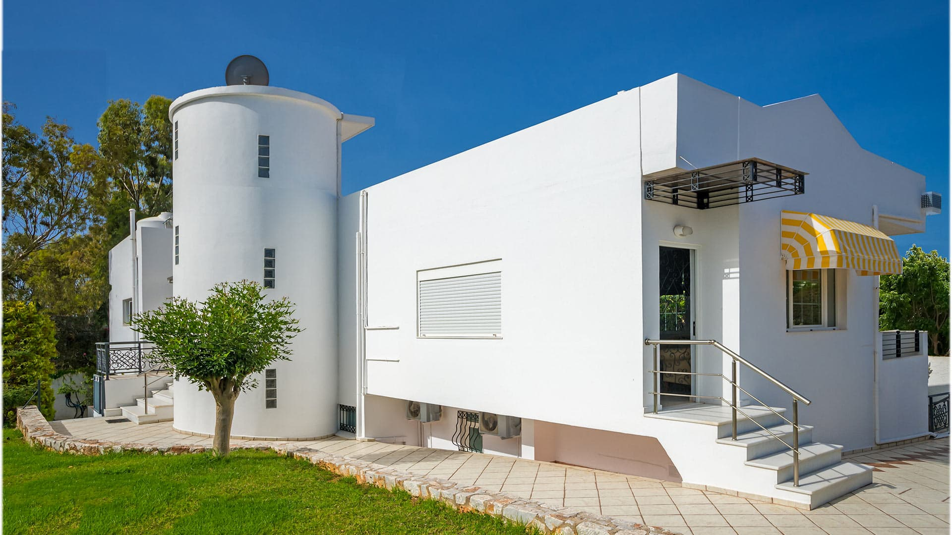 Villa Villa Chania, Rental in Crete