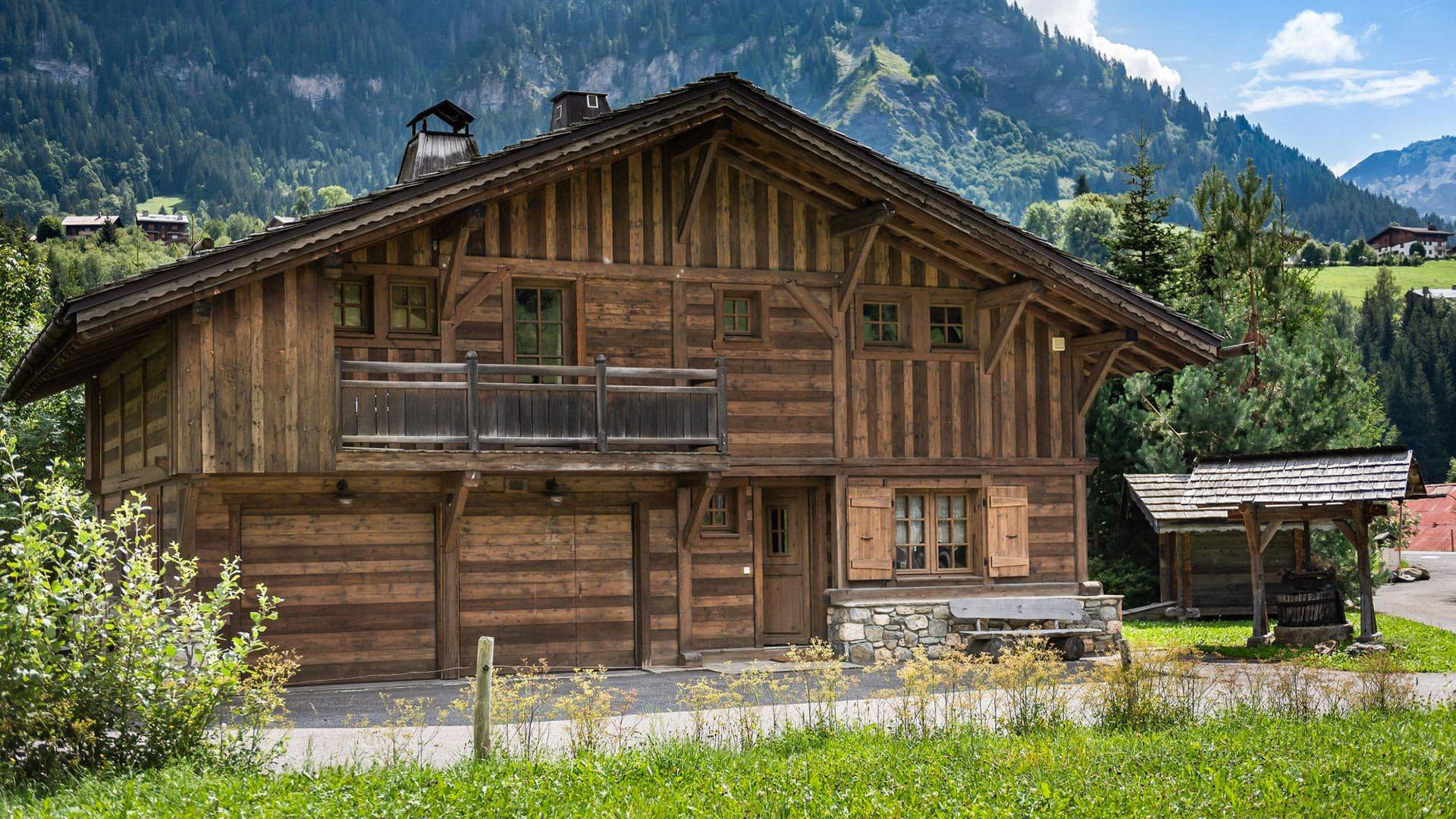 Villa Wooden House, Rental in Northern Alps