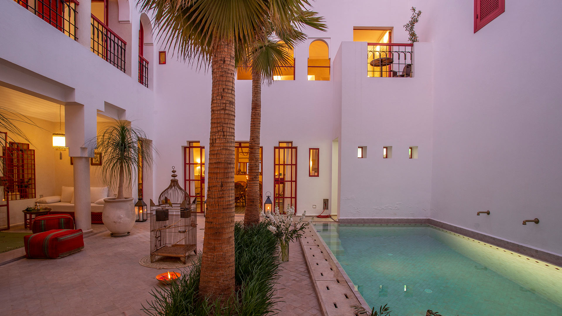 Villa Dar Mayeul, Rental in Marrakech