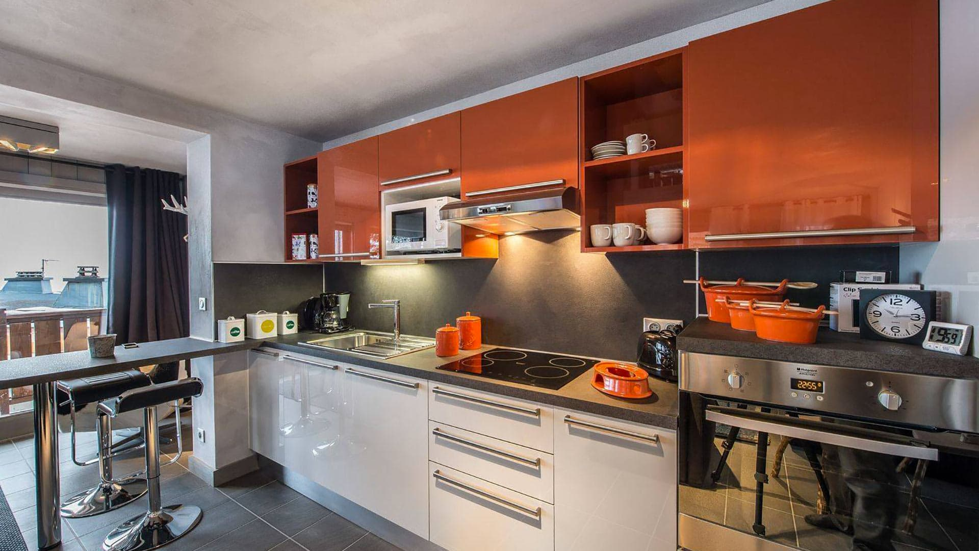 Villa Chalet Orange, Rental in Northern Alps