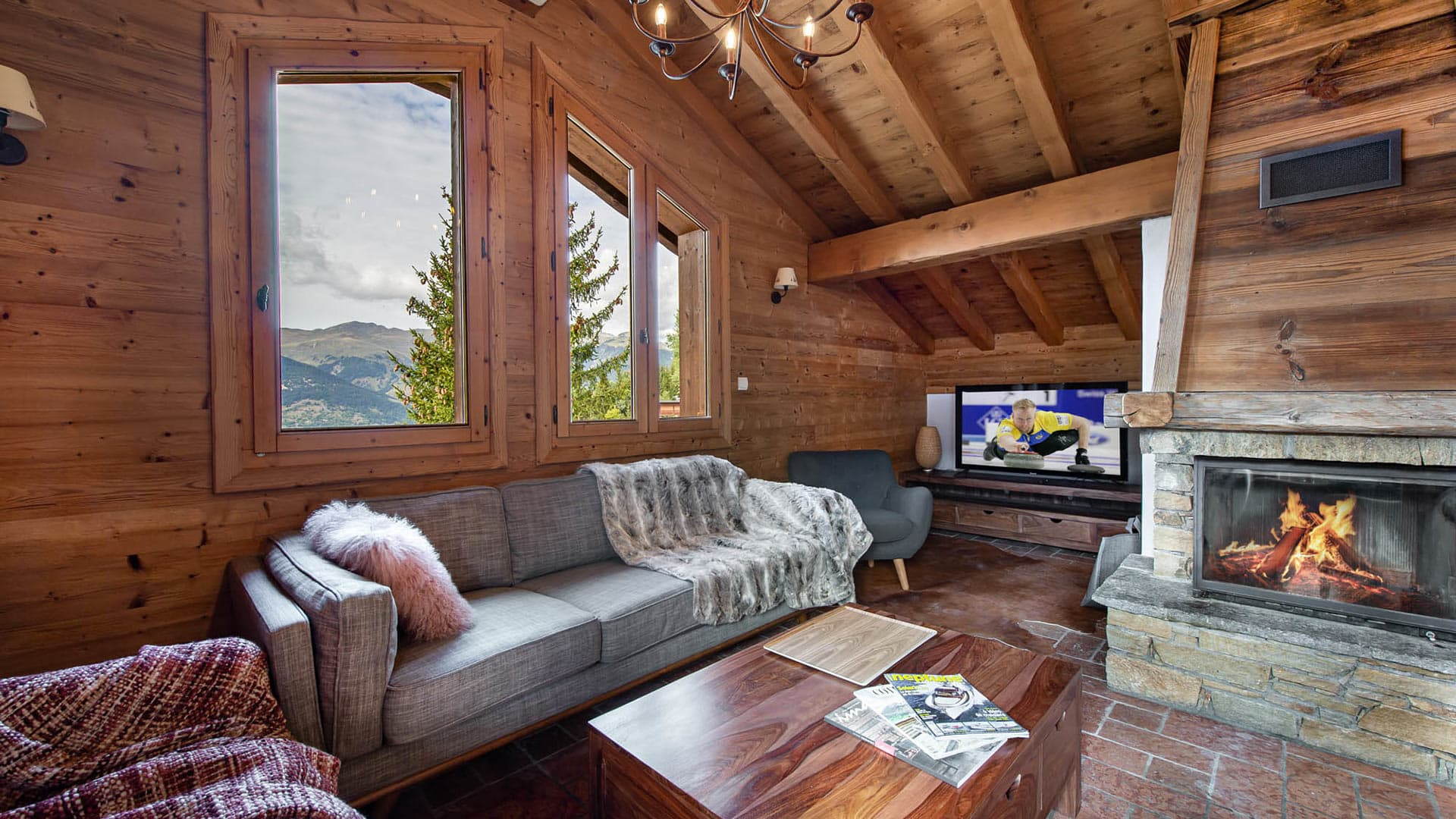Villa Chalet Roy, Rental in Northern Alps