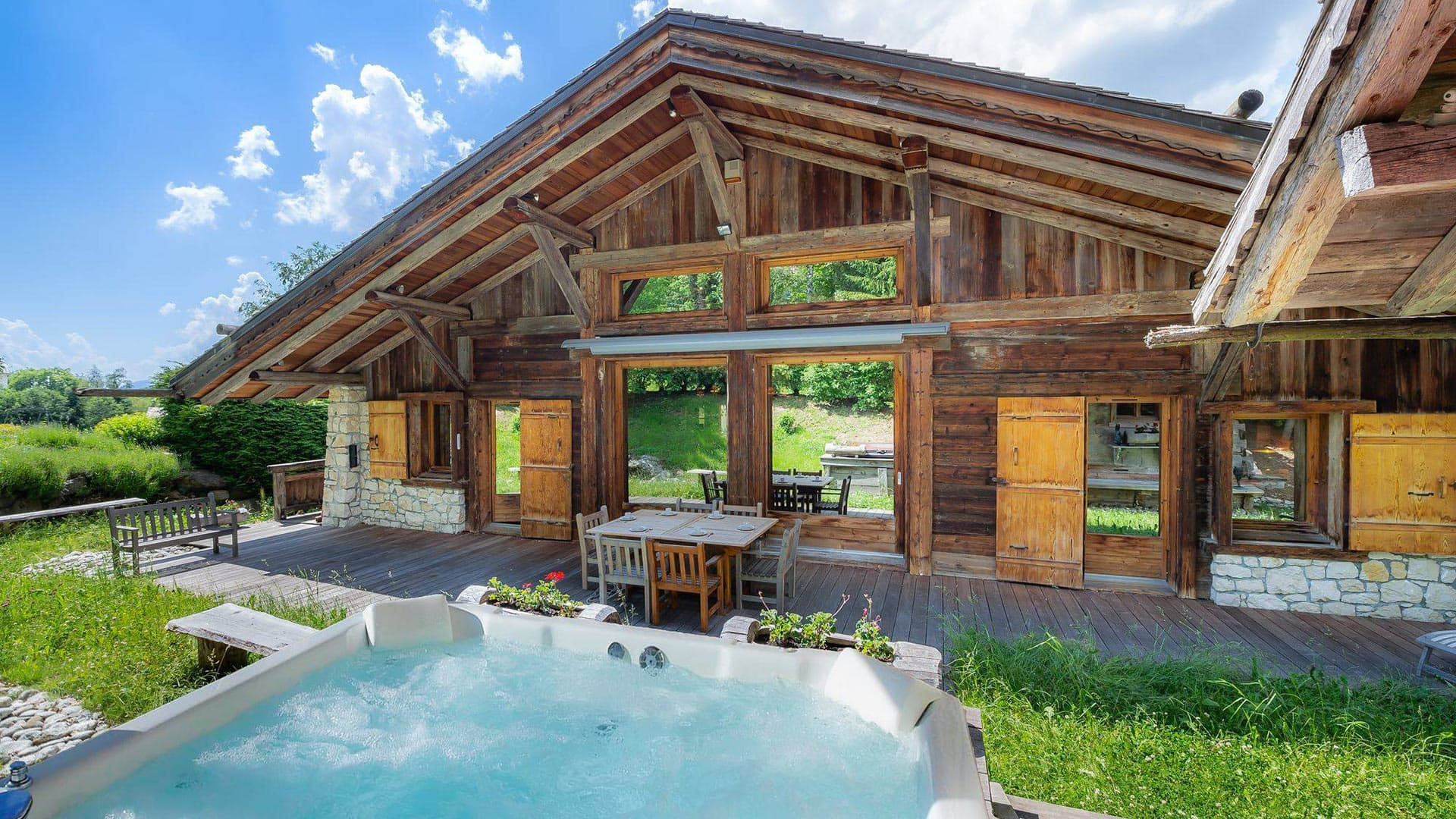 Villa Chalet Bromy, Rental in Northern Alps