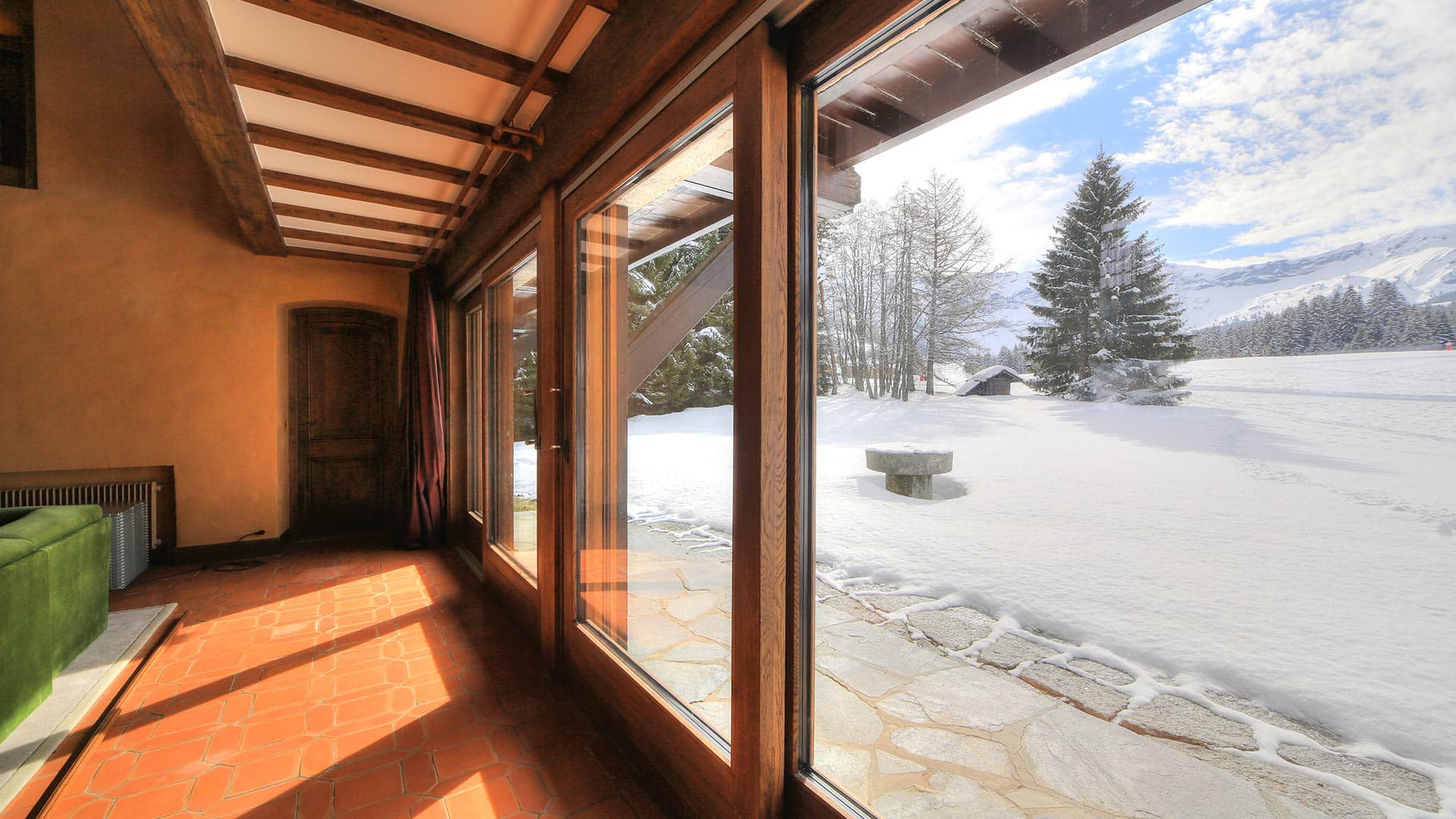 Villa Chalet Quadrigo, Rental in Northern Alps