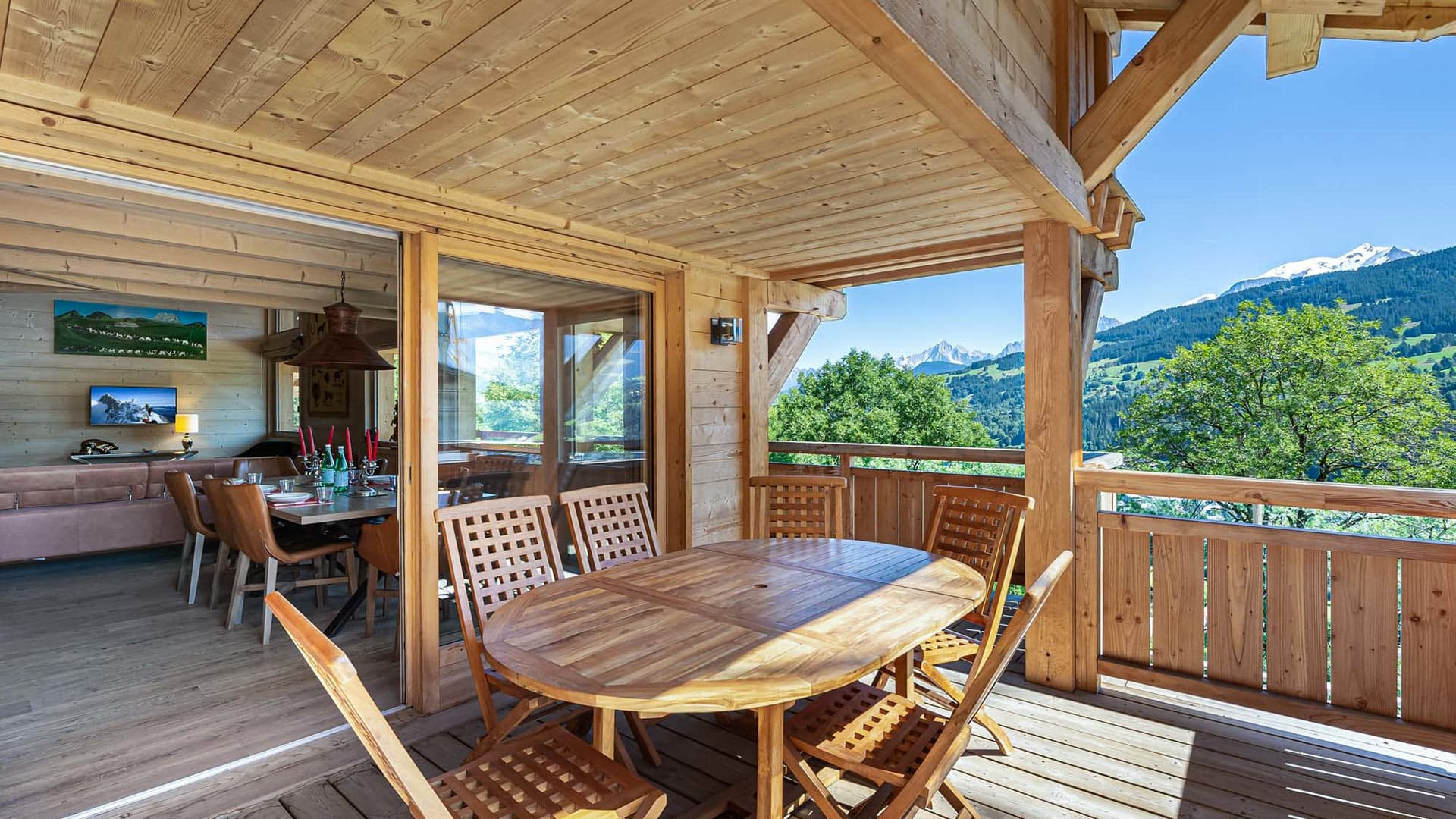 Villa Chalet The View, Rental in Northern Alps