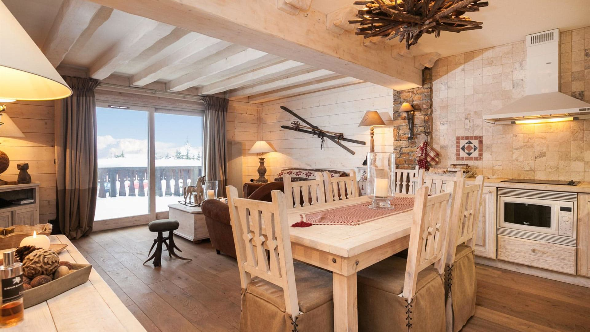 Villa Appartement Cocon, Rental in Northern Alps