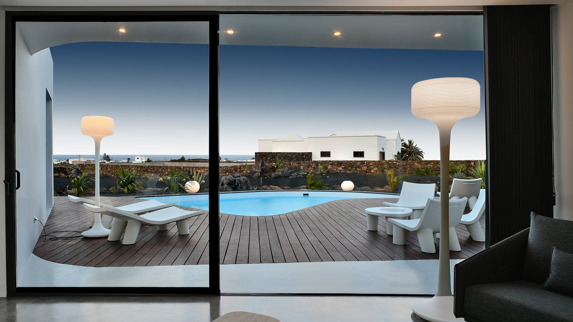 Villa Villa Mala, Rental in Canary Islands