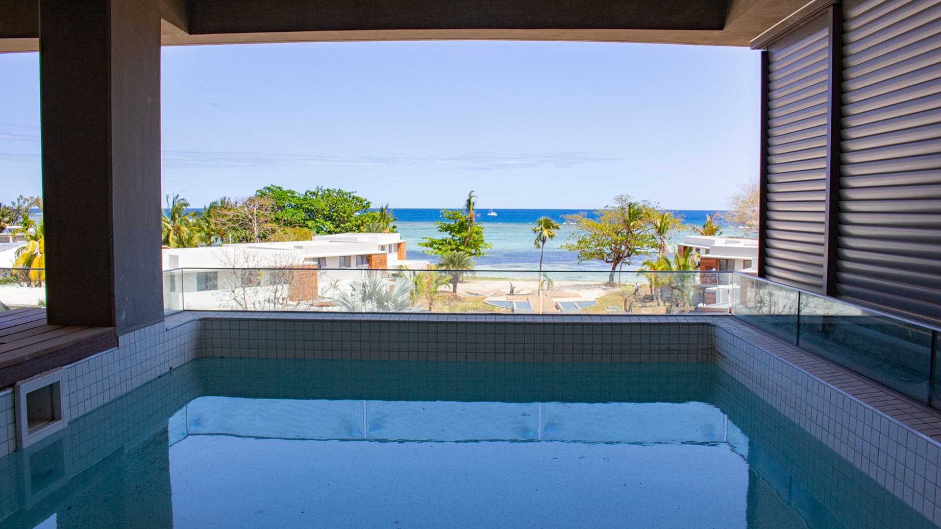Villa Appartement Cove, Rental in Mauritius West