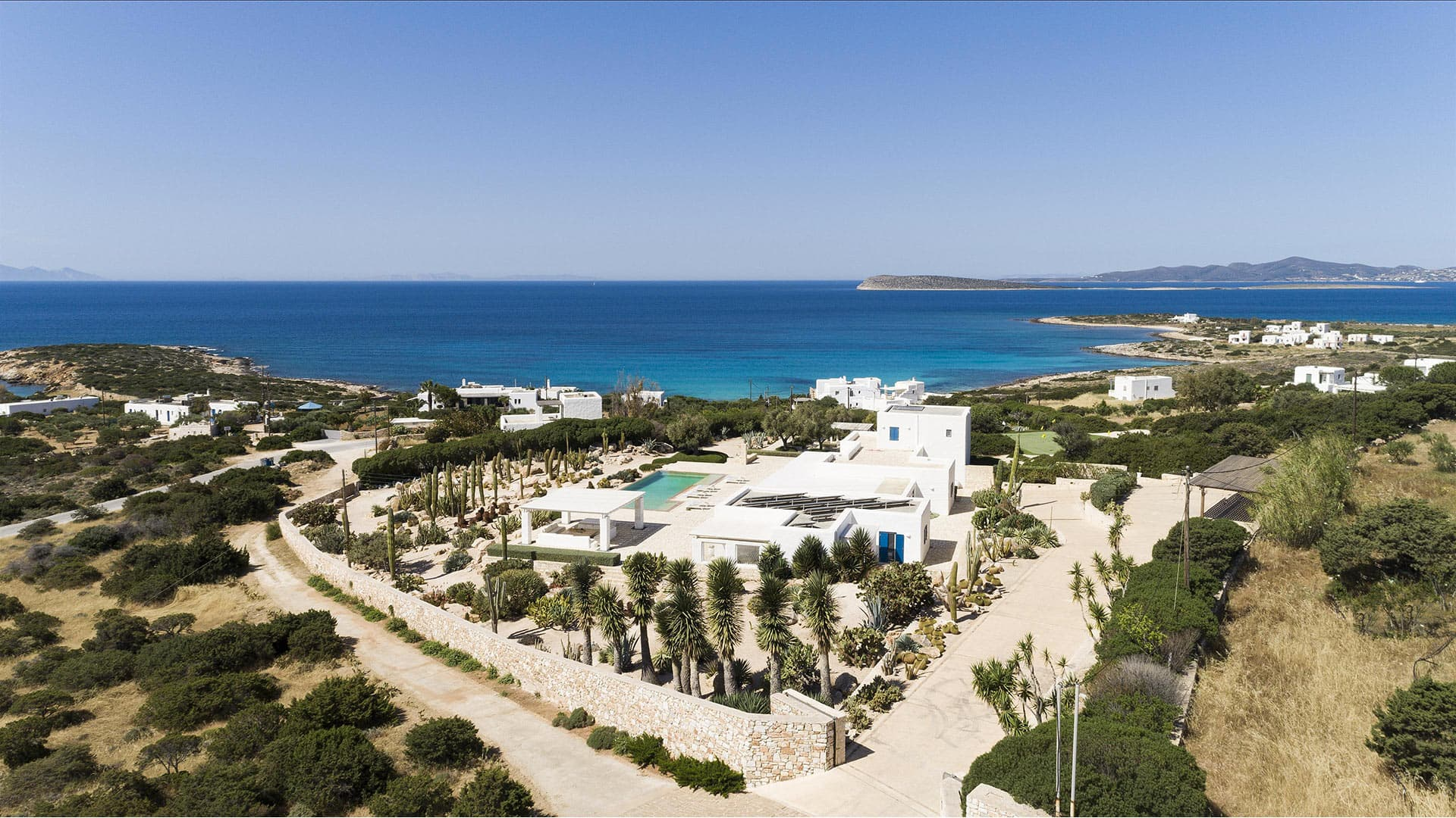 Villa Villa Azol, Rental in Cyclades - Other islands
