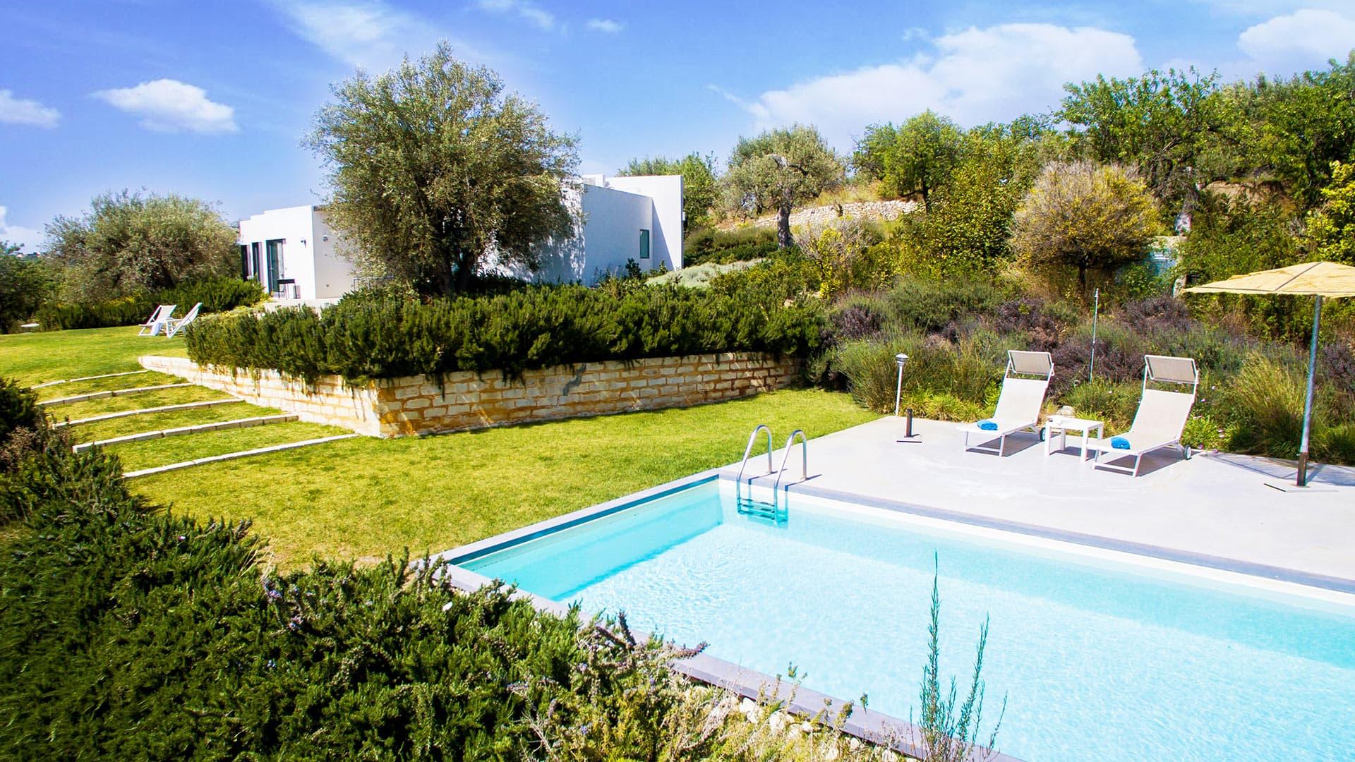 Villa Cavaliere - Villa rental in Sicily, Sicily South ...