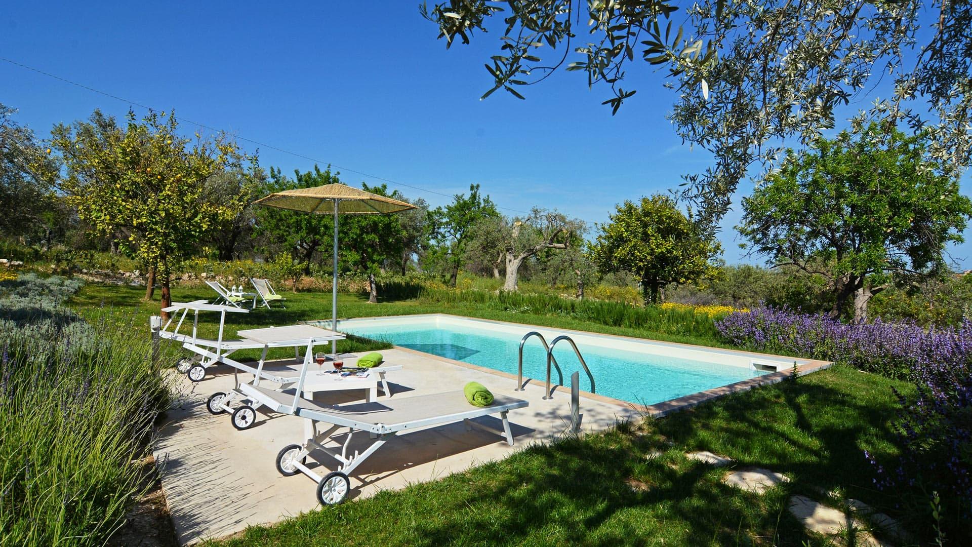 Villa Tufo - Villa rental in Sicily, Sicily South | Villanovo