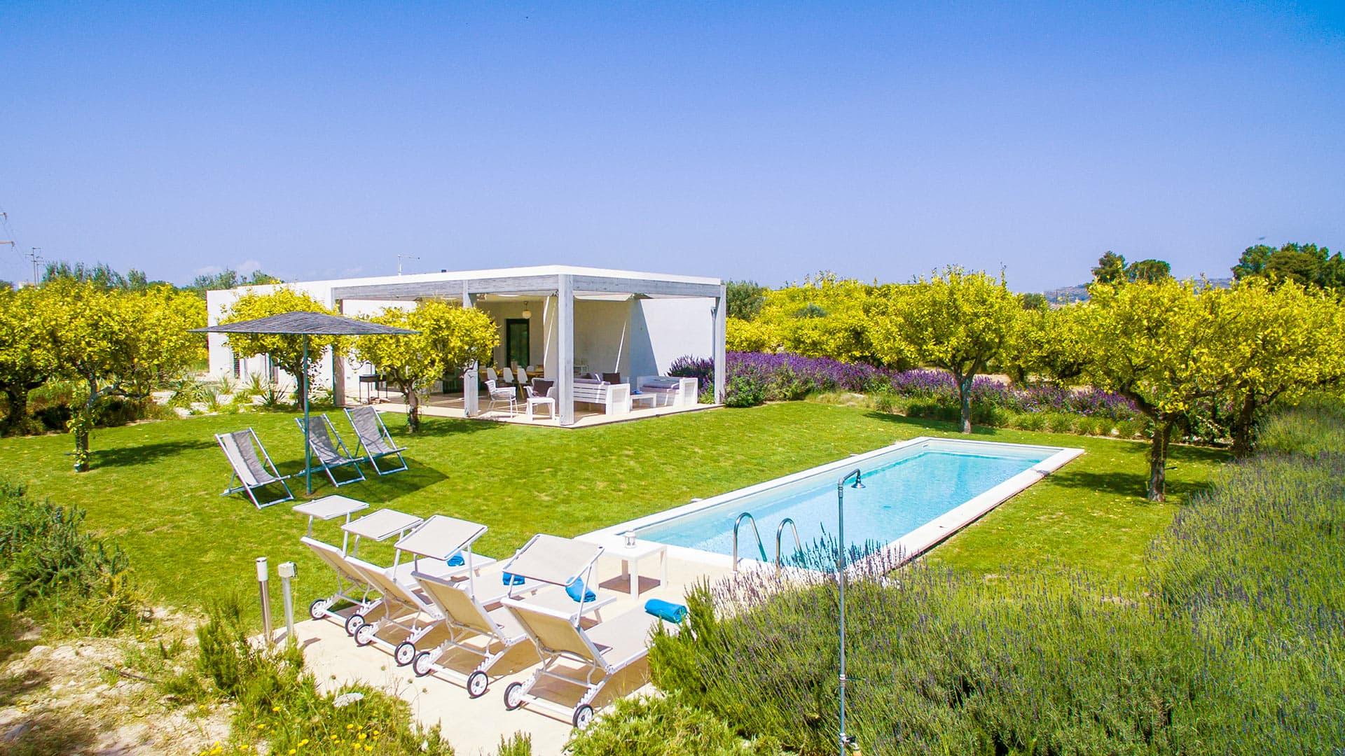 Villa Adepa - Villa rental in Sicily, Sicily South | Villanovo