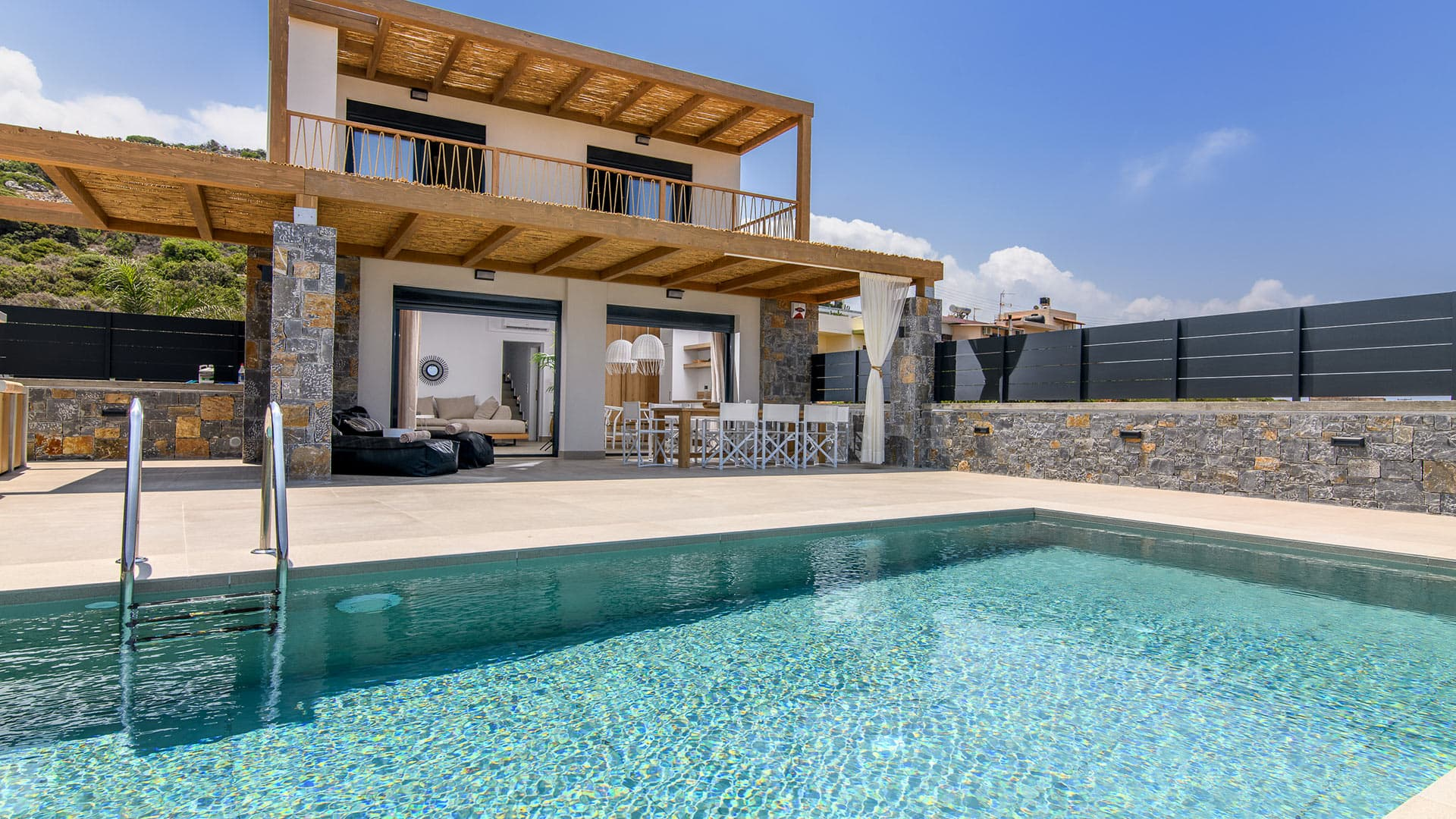 Villa Villa Calma West, Rental in Crete