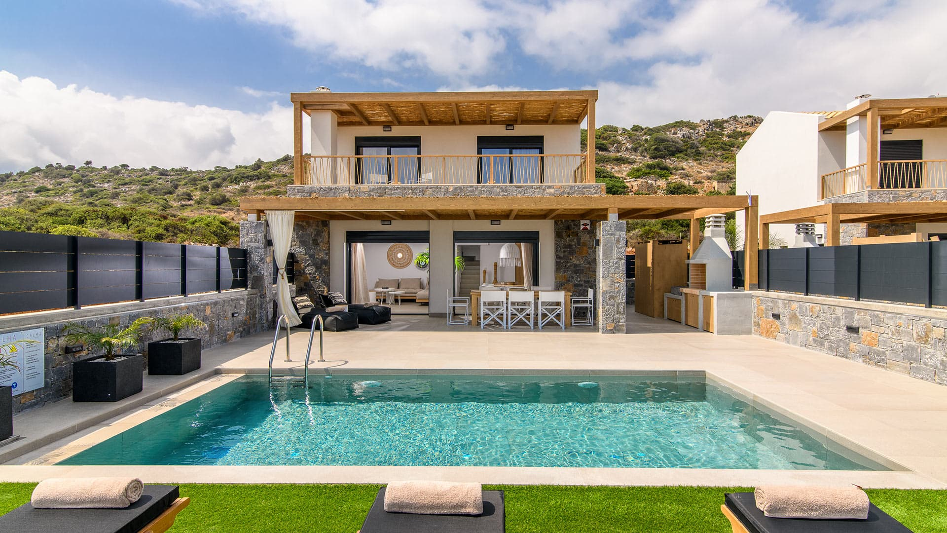 Villa Villa Calma East, Rental in Crete